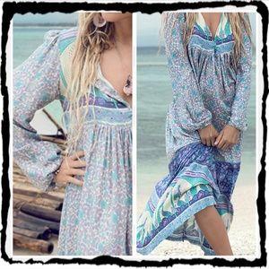 Beach Stroll Maxi Dress